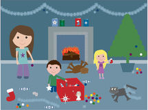 target1611_0_ drzewa Obrazy Royalty Free
