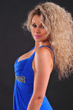 target1657_0_ seksowna kobieta Obrazy Royalty Free