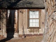 target1736_0_ farmy Nevada północny miasteczko Obrazy Royalty Free