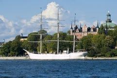 target1741_1_ statek Sweden Obrazy Stock