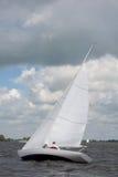 target1795_1_ wodny jacht Fotografia Stock