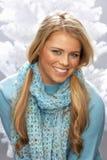 target1796_0_ kobiet potomstwa knitwear modny studio zdjęcie stock