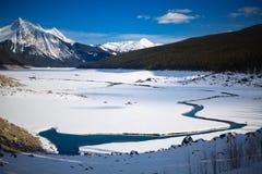 target186_1_ lodowa jeziorna medycyny góry skała Obraz Royalty Free