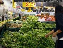 target1914_1_ supermarket klientów sklep spożywczy zdjęcia royalty free