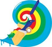 target2130_1_ narzędzie Obraz Royalty Free