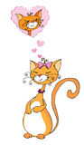 target2249_0_ miłości Royalty Ilustracja