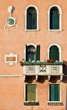 target2254_1_ szczegół Venice Fotografia Royalty Free