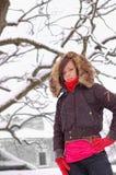 target2261_0_ kobieta Obrazy Royalty Free