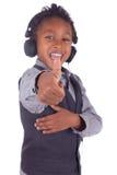 TARGET231_1_ muzyka indiańska chłopiec Obrazy Stock