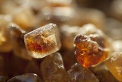 target2450_1_ zdrowego surowego cukier trzciny pojęcie Obrazy Royalty Free