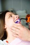 target270_0_ cierpliwych dentystów zęby s zdjęcia royalty free
