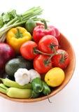 target2725_0_ kuchni warzywa świeżych meksykańskich Obrazy Royalty Free