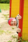 target331_0_ patrzeć parawanowy drewnianego Fotografia Stock
