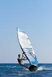 target3668_0_ szybki windsurfer Obraz Stock