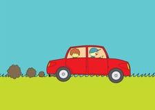TARGET37_1_ używać taxy ilustracja wektor