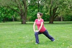 target38_0_ kobieta w ciąży Zdjęcie Stock