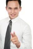 target3859_0_ ty biznesowy mężczyzna obraz stock