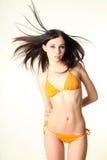 target4203_0_ kobiety ładny szczupły swimsuit zdjęcie royalty free