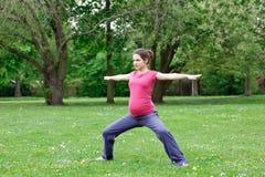 target43_0_ kobieta w ciąży Fotografia Stock