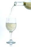 target4666_1_ biały wino Zdjęcie Royalty Free