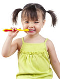 target4749_0_ dziewczyny zęby Obraz Stock