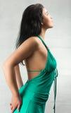 target4767_0_ piękny piękna brunetka Obrazy Stock