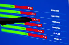 target558_0_ rynek Obraz Stock