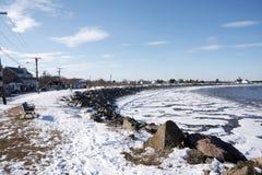 target567_1_ blisko dennej zima Zdjęcie Stock