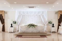 target638_1_ stołowy ślub Obraz Royalty Free