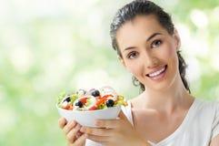 TARGET655_1_ zdrowego jedzenie Obrazy Royalty Free