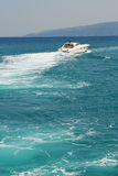 target789_1_ na morzu Zdjęcie Royalty Free