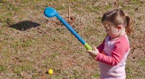target843_1_ świetlicowy golfowy chwyt Fotografia Stock