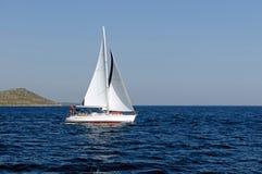 target901_1_ jacht Obraz Stock