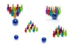 target908_1_ szpilka dziesięć Zdjęcie Stock