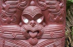 target995_1_ maoryjskiego drewno fotografia stock