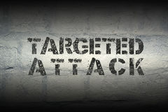 Targeted attack gr Stock Photography