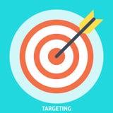 Targeting Icon Flat Stock Photos