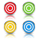Targets Stock Image