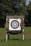 Targets for Archery Stock Photos