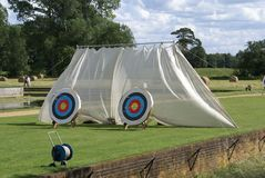 Targets. archery. game. sport Royalty Free Stock Photography