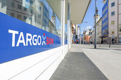 Targo Bank Rosenheim Royalty Free Stock Photography