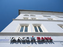 Targo Bank Stock Photo