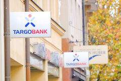 Targobank Stock Photo
