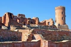 Targoviste ancient citadel royalty free stock photo