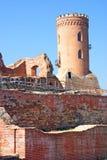 Targoviste: chindia Kontrollturm stockbilder