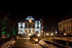 Targoviste city hall Stock Photos