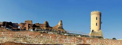 Targoviste Festung lizenzfreies stockfoto