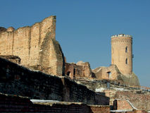 Targoviste fortress Royalty Free Stock Photos