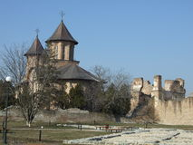 Targoviste fortress Stock Photos