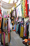 targowa Granada ulica Obrazy Stock
